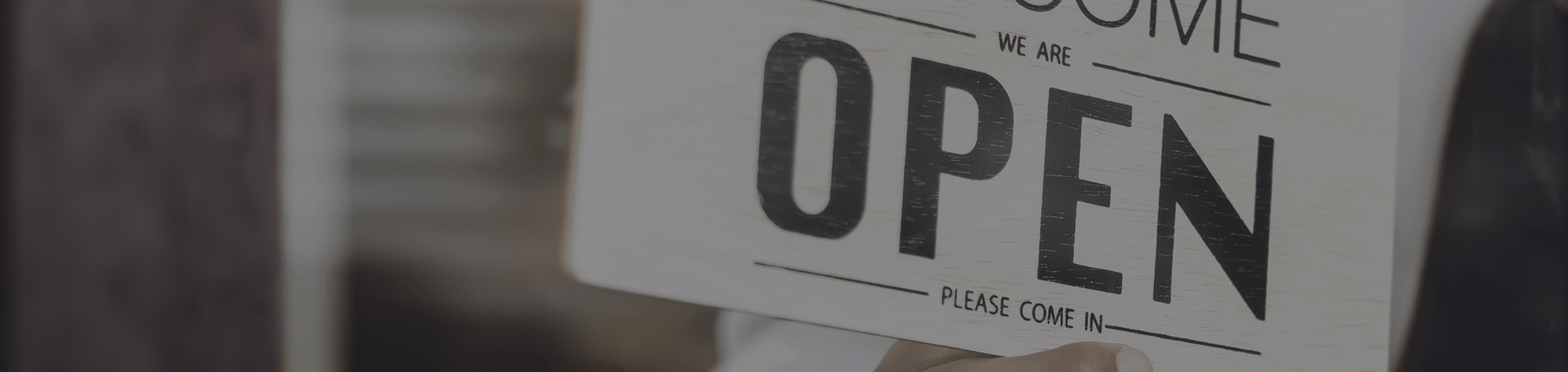 7 ways to let your customers know you are open again