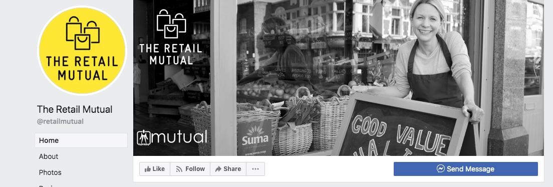 The Retail Mutual Facebook header May 2020