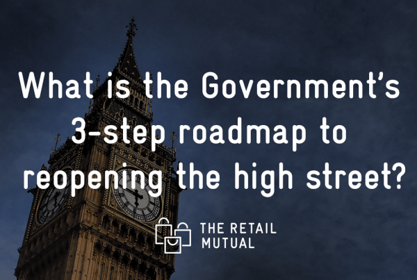 Government 3-step roadmap featured image