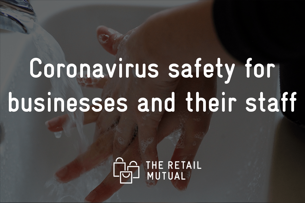 washing hand safety for businesses
