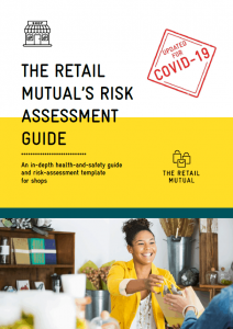 The Retail Mutual's Shop Risk Assessment Guide front cover