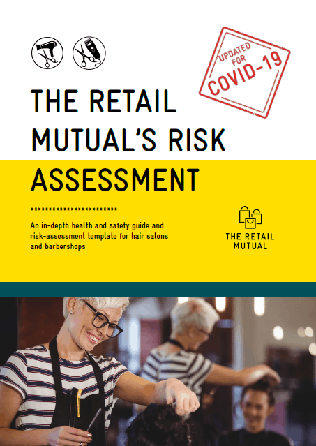 The Retail Mutual Risk Assessment front cover