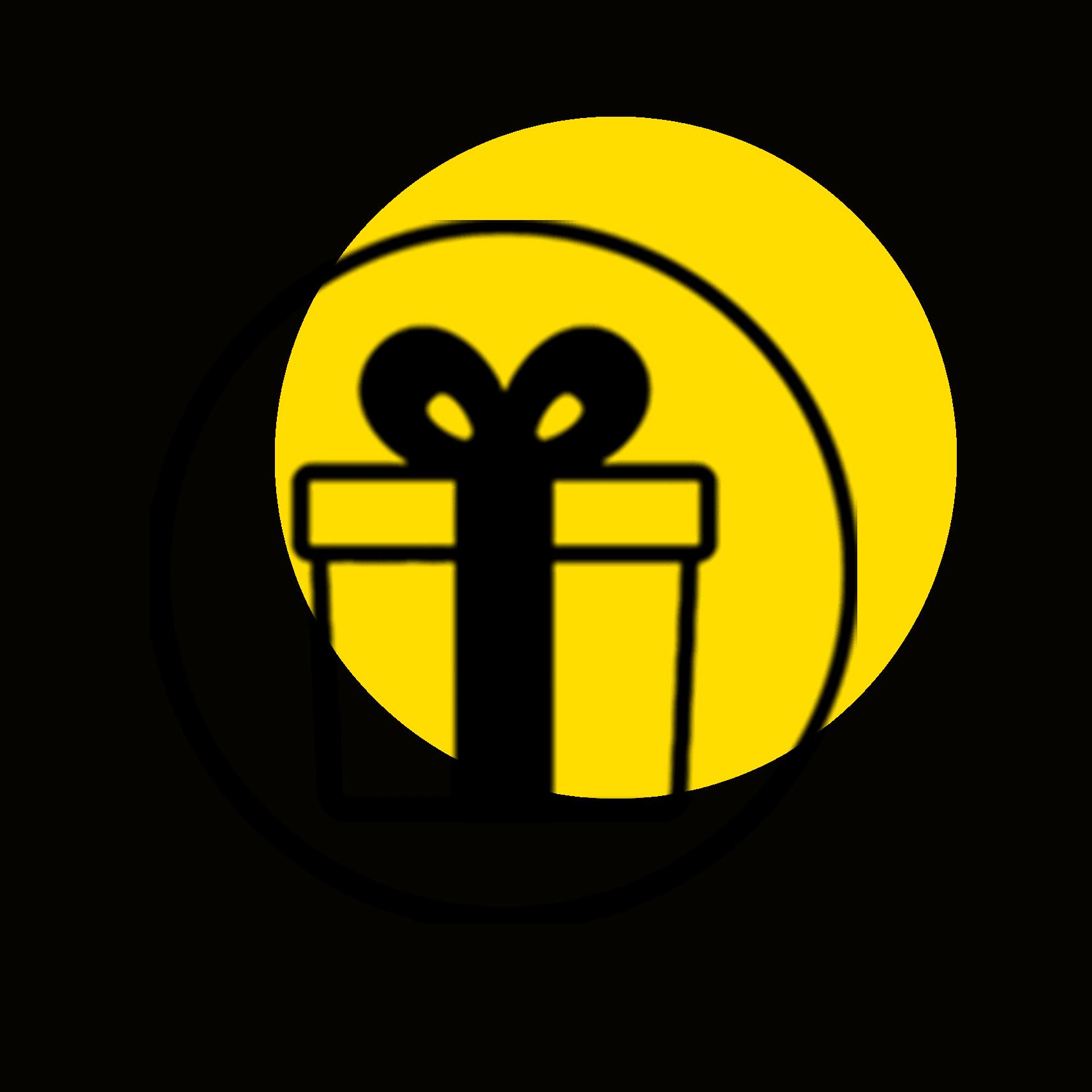 Gift Shop Icon