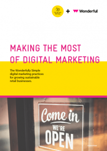making the most of digital marketing booklet